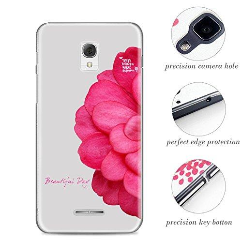 Hülle für Alcatel One Touch Pop Star 3G 5022D, Handyhülle Silikon für Alcatel One Touch Pop Star 3G 5022D (5,0 Zoll) Schutzhülle TPU Case Backcover Bumper Slim case