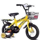 CARWORD Freestyle para niños Sport Kids Bike Bicycle para niños para niños para niños en Bicicleta Bicicleta Edición de BMX de 14 Pulgadas