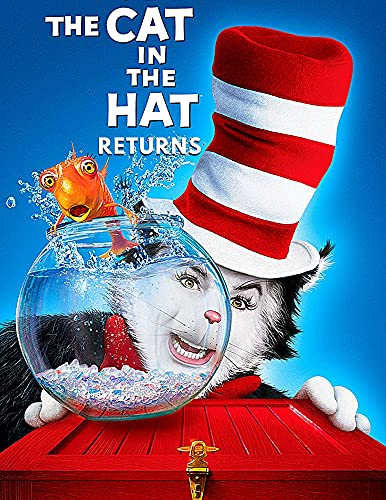 The Cat In The Hat Returns (English Edition)