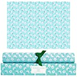 SCENTORINI Cotton Scented Drawer Liners, Scent Paper Liners for Drawers, Dresser Shelf, Linen Closet (6 Sheets)