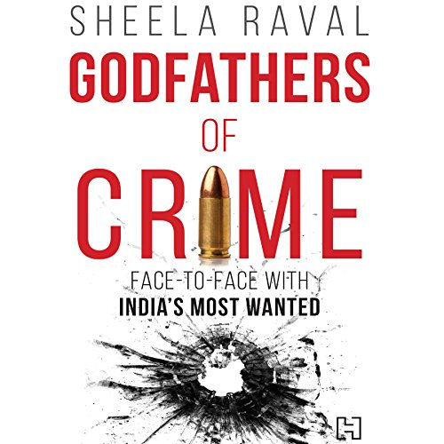 Godfathers of Crime audiobook cover art