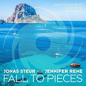 Fall to Pieces (Remixes)