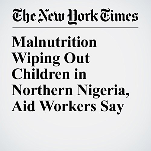 Malnutrition Wiping Out Children in Northern Nigeria, Aid Workers Say copertina
