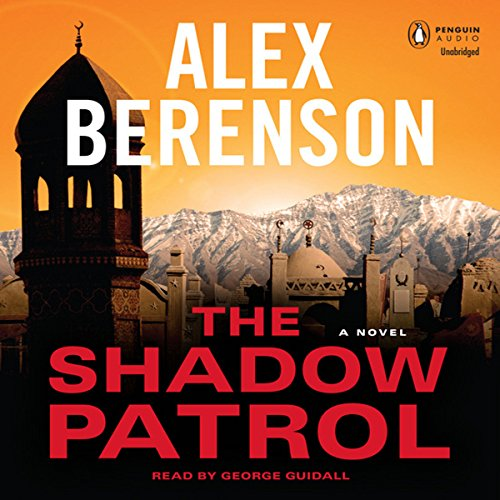 The Shadow Patrol cover art