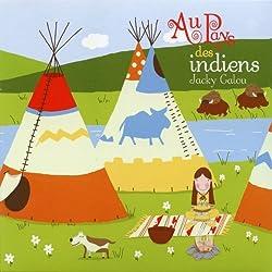 Au pays des indiens (CD audio)