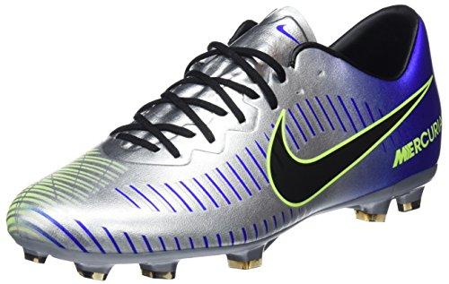 Nike Mercurial Vapor XI Neymar Fg, Scarpe da Fitness Unisex-Adulto, Multicolore (Racer Blue/Black-CHR 407), 37.5 EU