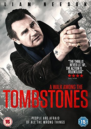 A Walk Among the Tombstones [DVD] [2014]