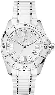GUESS - Reloj Analógico para Hombre de Cuarzo con Correa en Cerámica X85009G1S