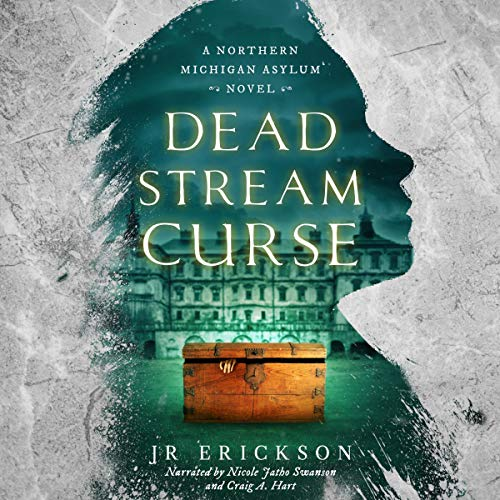 Dead Stream Curse audiobook cover art
