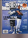 SPORTS ILLUSTRATED MAGAZINE AUGUST 10th 2015,COLLAGE FOOTBAL PREVIE NEW NO LABEL