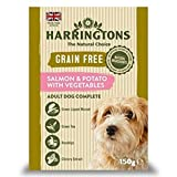 Harringtons Adult Dog Complete Salmon & Potato With Vegetables, 150g