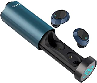 bokman T2 Cuffie Bluetooth 5.0, Auricolari Bluetooth Senza Fili, Cuffie in-Ear Wireless IPX5 Impermeabili per Sport, Displ...