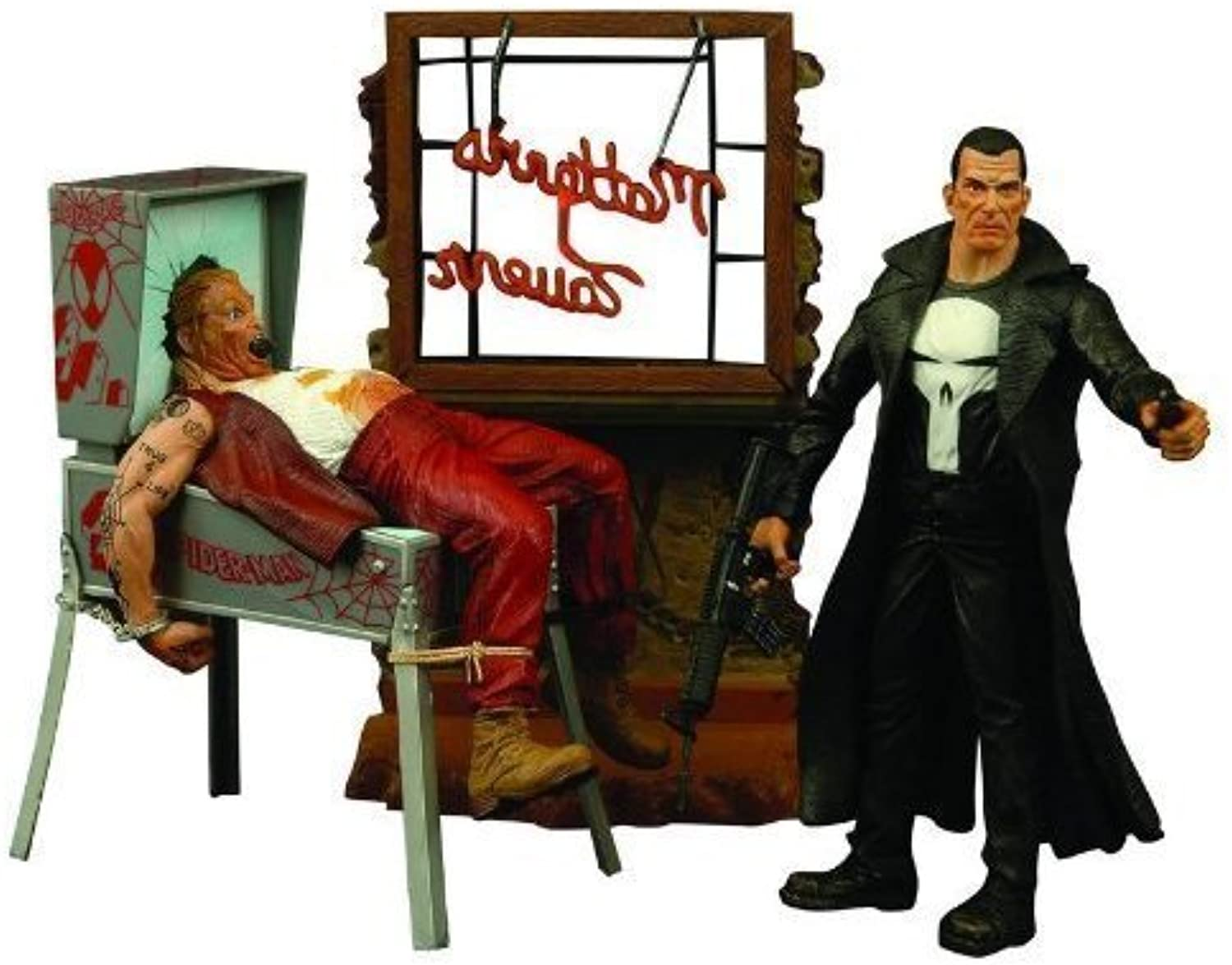 Marvel Select  Punisher Action Figure toy [ parallel import goods ] by Diamond Select