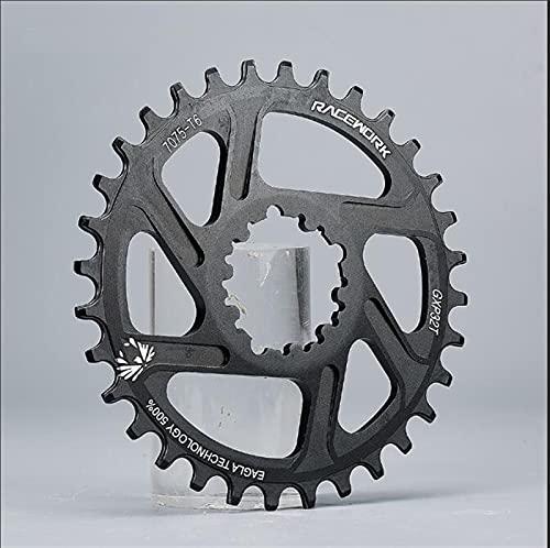 MENGGOO Cainado de Bicicleta Cadena de Bicicleta de montaña de Ancho Estrecha 32T 34T 36T 38T para Fit for SRAM GXP X9 XO X01 GX Eagle NX CIRKSET 3mm 32T