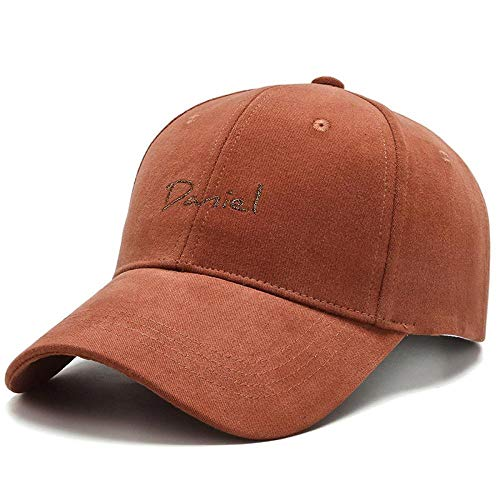 Estilo de Gorra Hip Hop Sólido Sombreros de béisbol Parejas Deportivas Gorra con Visera Gorras Casuales de Moda Sombrero Streetwear de Moda Gorro