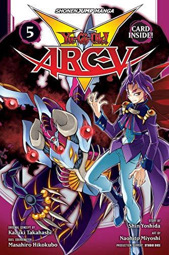 Yu-Gi-Oh! ARC-V 5: The Enemy's Hideout!!