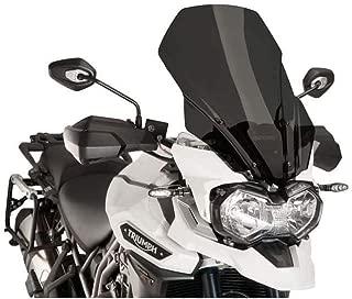 Puig 17 Triumph TIGEREXPXCA Touring Windscreen (Dark Smoke)