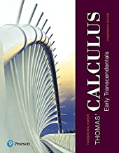 Best thomas calculus early transcendentals 14th edition Reviews