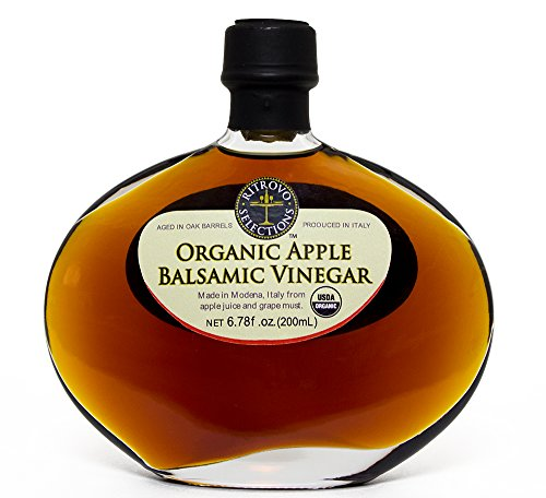 Ritrovo Selections Organic Balsamic Vinegar 6.78fl.oz. (200ml) (Apple)
