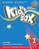 Kid's Box Level 2 Workbook with Online Resources American English (Kids Box)
