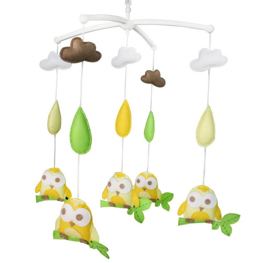 Baby Crib Mobile Handmade Bed Bell Hanging Las Vegas Mall Raleigh Mall Colourful Toy