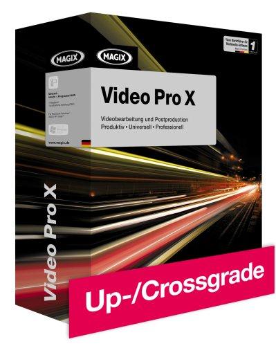 MAGIX Video Pro X - Up-/Crossgrade