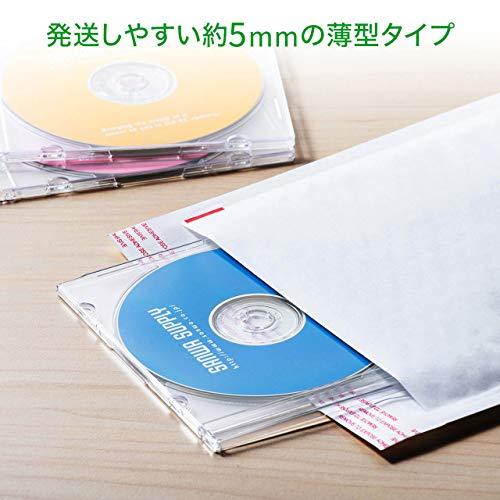 サンワサプライ『DVD・CDケース(FCD-PU50)』