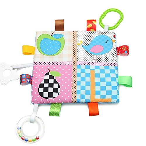 Bébé Hochet Jouets Car Seat Teething poussette Jouets Newborn Crinkle Jouets