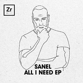 All I Need EP