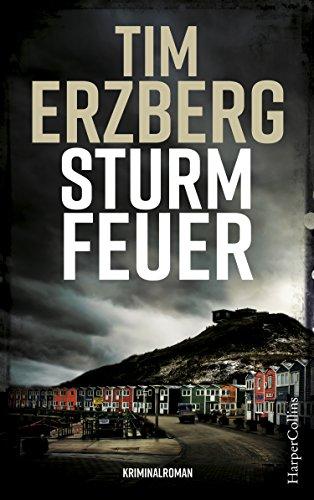 Sturmfeuer: Nordseekrimi (Anna Krüger 2)