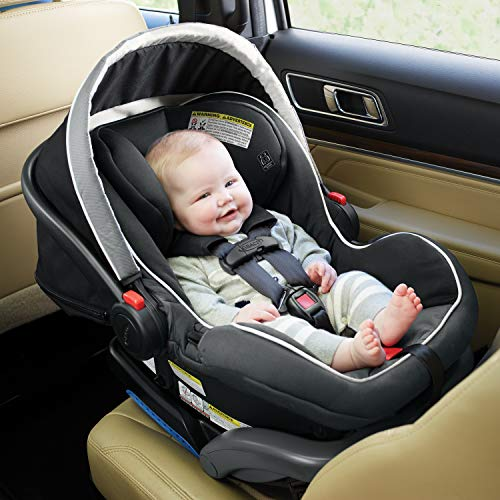 Graco SnugRide SnugLock 35 Elite Infant Car Seat, Baby Car Seat, Oakley