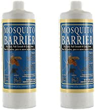 Mosquito Barrier 2001 Liquid Spray Repellent, 1-Quart, 2 Pack – Safe for Kids and Pets