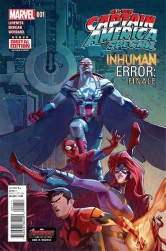 Marvel universe v4 : inhuman error