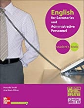 10 Mejor English For Secretaries And Administrative Personnel de 2020 – Mejor valorados y revisados