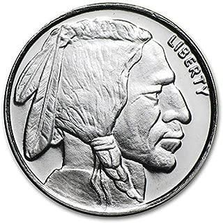 1/4 Ounce Buffalo Silver Round.999 Pure
