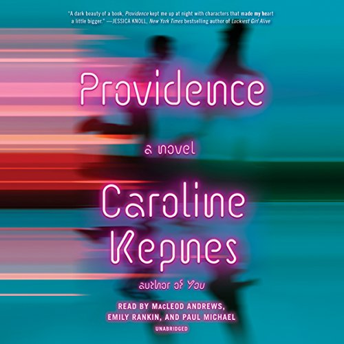 Providence audiobook cover art