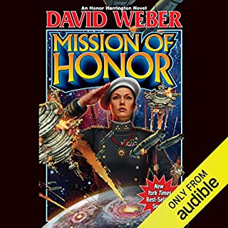 Mission of Honor: Honor Harrington, Book 12 cover art