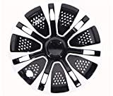 EET Satz Radzierblenden 15 Zoll Hubcaps Wheel Trims, Universal Fit for Most Vehicles Car Parts Rims Covers, 4Er-Set,...