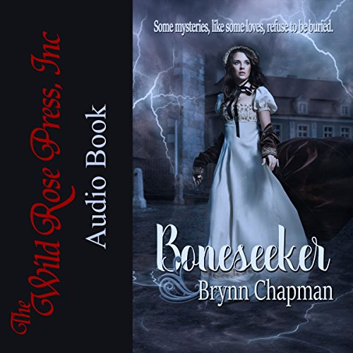 Boneseeker audiobook cover art