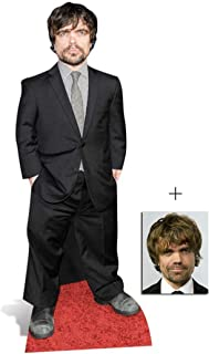 Fan Pack - Peter Dinklage Lifesize Cardboard Cutout / Standee - Includes 8x10 (20x25cm) Star Photo