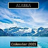 Alaska Calendar 2021