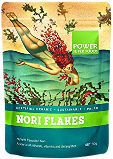 Power Super Foods Organic Nori Flakes 50 g