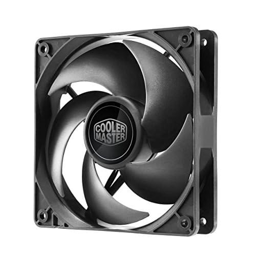 Cooler Master R4-SFNL-14PK-R1 Silencio FP 120 PWM Ventola per Case '800-1400 RPM, 120mm, Loop Dynamic Bearing