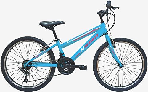 """Bicicleta de 24"""" modelo BTT de NewStar"""