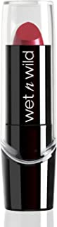 wet n wild Silk Finish Lip Stick, Just Garnet, 0.13 Ounce