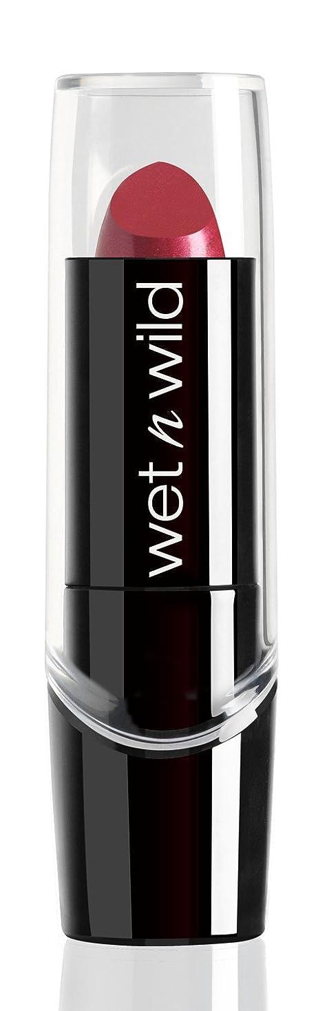 望まない成分促すWET N WILD New Silk Finish Lipstick Just Garnet (並行輸入品)