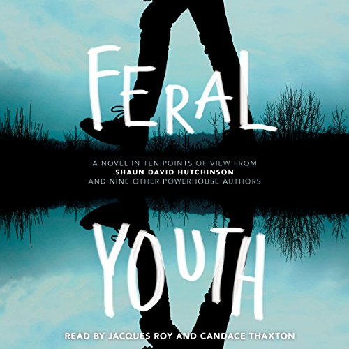 Feral Youth audiobook cover art