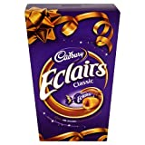 Original Cadbury Chocolate Eclairs Carton Imported From The UK England The Best Of British Chocolate Chewy Cadbury Caramel Encapsulates The Soft Chocolatey Centre Which Melts In Your Mouth