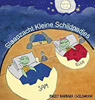 Slaapzacht Kleine Schildpadjes: Tijdens een nacht zoals alle andere, ontmoeten Elly en Sam de maan