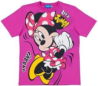 ミニーマウス Tシャツ Jump ジャンプ 東京ディズニーリゾート 限定 ディズニーランド ディズニーシー(150、S)ディズニー
